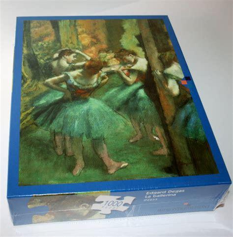 puzzle d 1000 pi 232 ces degas danseuse ebay
