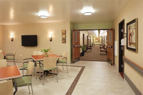 interior health home care arizona interior design firm featured for its evidence based design in phoenix skilled nursing