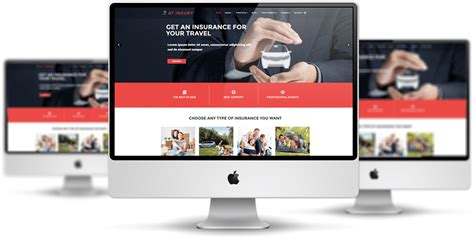 You will love our turnkey insurance website template for your business. Top Best Joomla! Insurance Agent Website Templates - LTHEME