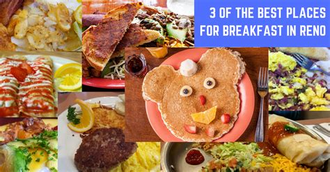 3 Of The Best Places To Eat Breakfast In Reno  Reno Tahoe Living