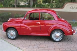 interior design home staging 1959 morris minor 2 door coupe 133029