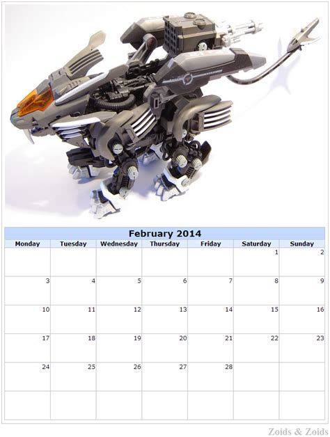 zoids pages
