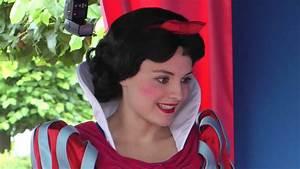 Blanche Neige Disney Youtube : snow white blanche neige disneyland paris youtube ~ Medecine-chirurgie-esthetiques.com Avis de Voitures
