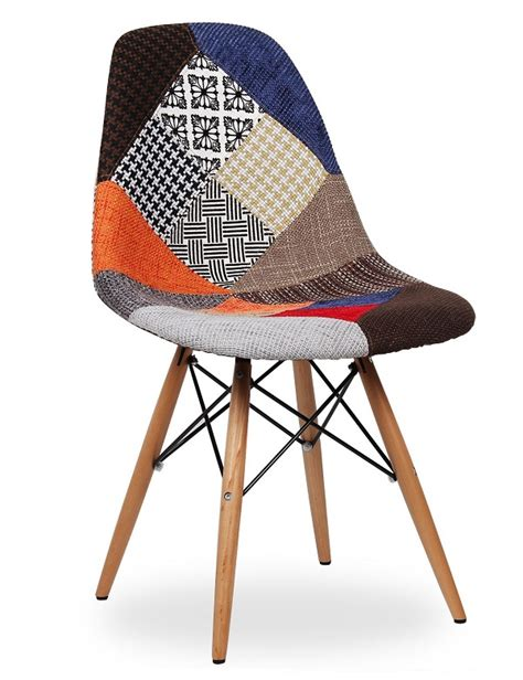 Sedia Patchwork Style High Quality MOBILIEDESIGN