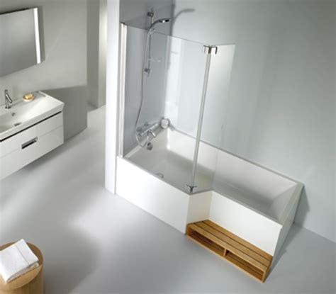 neo de jacob delafon baignoire bain douche d 233 co salle