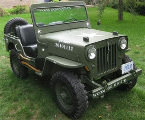 kaiser willys jeep kaiser willys jeep of the week 066