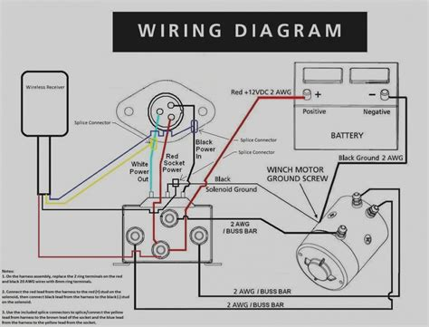 traveller winch wiring diagram free wiring diagram