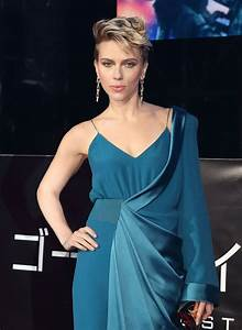 Scarlett Johansson – #ScarlettJohansson Ghost In The Shell ...