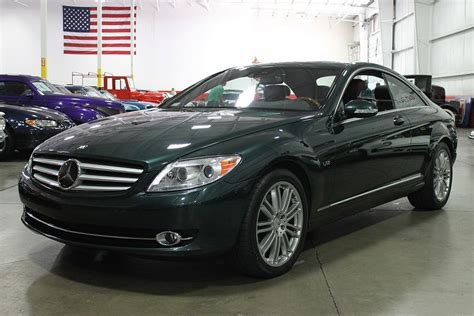 Great savings & free delivery / collection on many items. 2007 Mercedes-Benz CL600   GR Auto Gallery