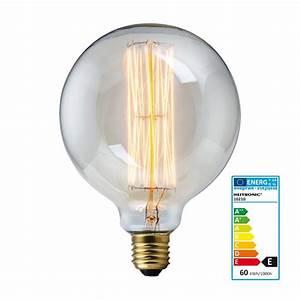 Glühlampe Als Lampe : vintage gl hlampe gl hbirne lampe retro antik 30er edison nostalgie messing deko ebay ~ Markanthonyermac.com Haus und Dekorationen