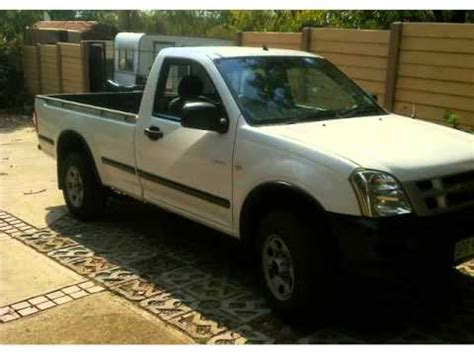 2007 isuzu kb240 le 4x4 bakkie auto for sale auto trader south africa youtube