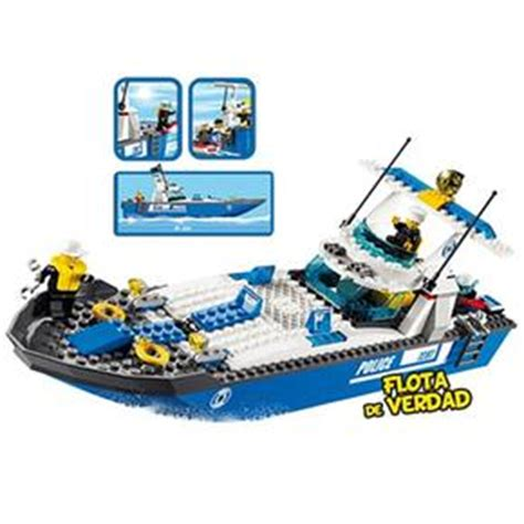Imagenes De Barcos De Lego lego barco de polic 237 a