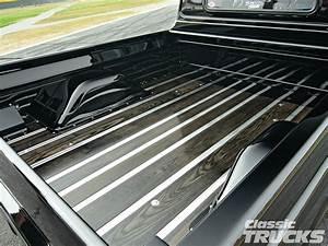 1966 Ford F100 Bed Repair Panels