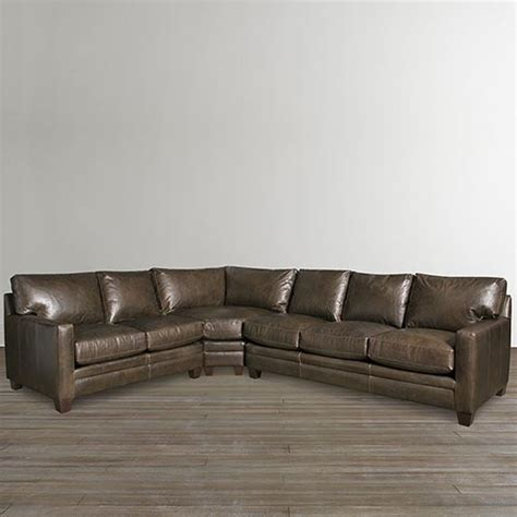 sectional sofa reviews leather sectionals