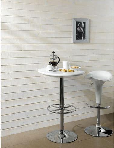 table cuisine bois blanc lambris bois blanc dans cuisine moderne top tendance