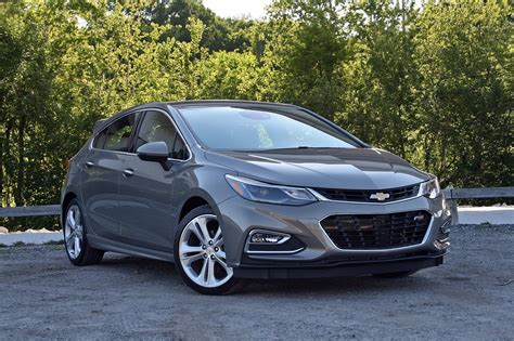 2017 Chevrolet Cruze Hatchback  Driven Review  Top Speed