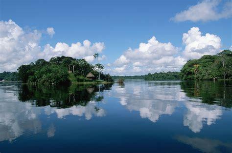 amazon river hd wallpaper background image