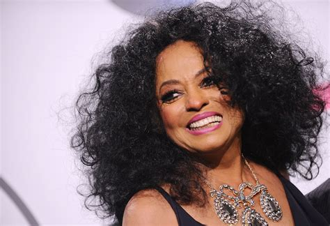 Diana Ross Will Sell Her First Perfume, Diamond Diana, on ...