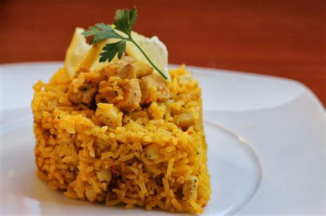 receta de arroz  pollo  calamares unarecetacom
