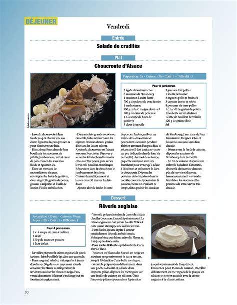 cuisine mar cuisine au jour le jour n 1 fév mar 2016 page 2 3