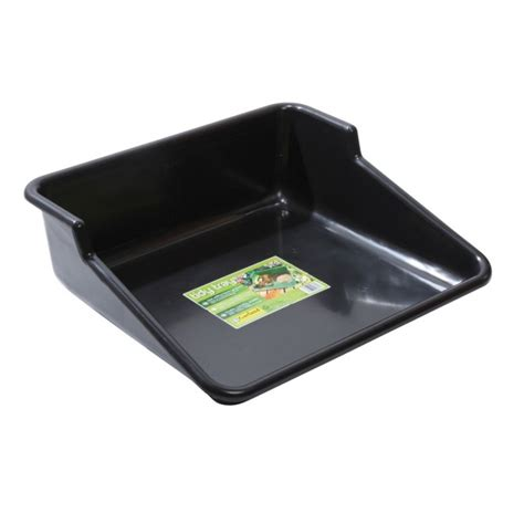 tidy tray black