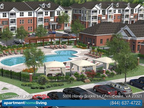 Apartments At Landing by Clairmont At Jolliff Landing Apartments Chesapeake Va