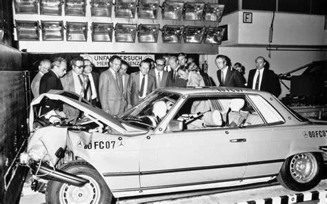 A sikerek igazolták a döntést: Safety first   Mercedes benz, Benz, Classic cars
