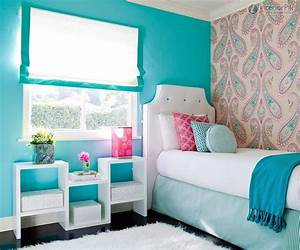 blue bedroom decorating ideas for teenage girls With bed room decoration of girls