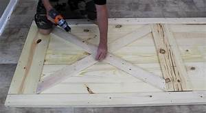 add country charm to your home with this 40 diy barn door With 40 dollar barn door