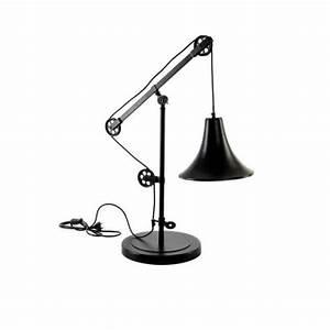 Lampe Industrielle A Poser : lampe industrielle lampe vintage lampe poser ~ Teatrodelosmanantiales.com Idées de Décoration