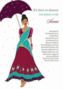 46 best images about indian bridal shower invites on With wedding diva shower invitations