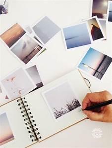 Album Photo Pour Polaroid : 3 diy pour mettre en valeur ses photos de vacances ~ Teatrodelosmanantiales.com Idées de Décoration