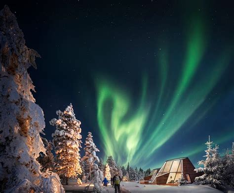 Snowman World Igloo Hotel And Glass Resort Rovaniemi
