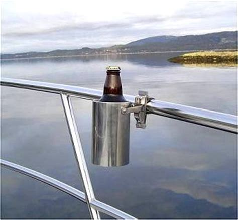 Pontoon Boat Rail Cup Holders by Boat Storage Holders Mounts Th Marine Boat Accessories
