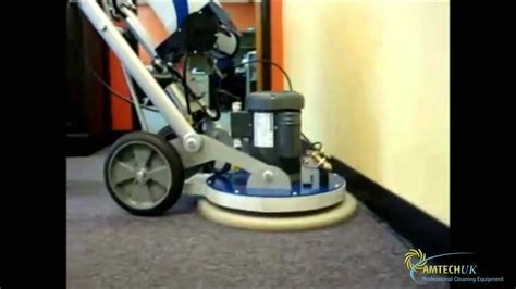 The HOS Orbot Floor Cleaning Machine   YouTube