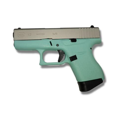 Smoky Mountain Guns & Ammo - GLOCK 43 9MM CERAKOTE ANGEL ...