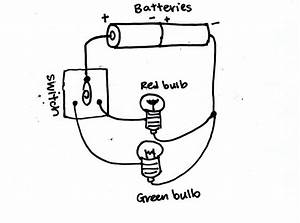 light bulb battery system diagram light free engine With circuit light bulb