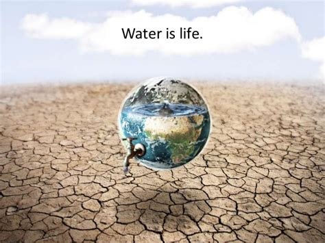 Water crisis effects world