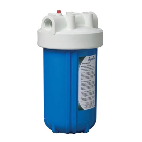 Water Filtration System For Home by Ap801 Whole House Water Filtration System 5585701 The
