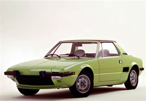 Fiat X1/9 (128) 1972–78 Wallpapers