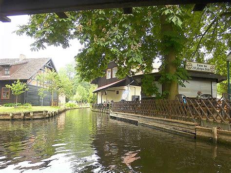 Garten Kaufen Lübbenau by Tietzes Pension In L 252 Bbenau Urlaub Im Spreewald