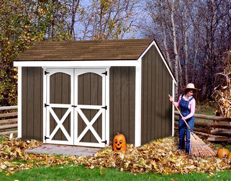 aspen shed kit diy shed kit by best barns