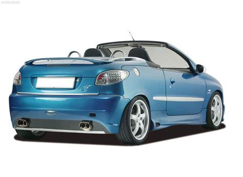 Peugeot 206cc by Peugeot 206 Cc Tuning Blue Peugeot 206 Cc
