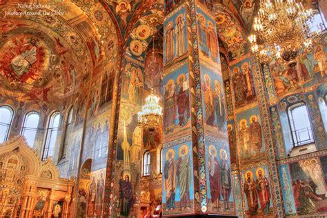 St Petersburg Journey Around The Globe