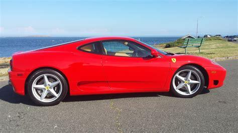 Ferrari ferrari 360 2000 360 modena 2000 360 modena spider. 2000 Ferrari 360 Modena - Forward Auto Gallery