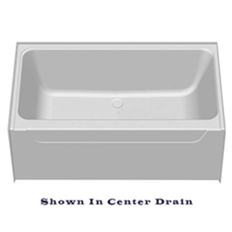 home depot 54x27 bathtub 54 quot x 27 quot fiberglass bathtub for manufactured mobile homes