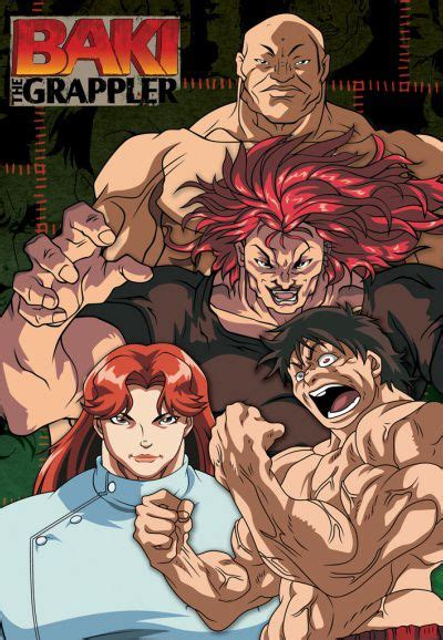 baki anime jk baki the grappler segunda temporada estrenos anime
