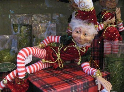 17 Best Images About Raz Christmas Elves On Pinterest