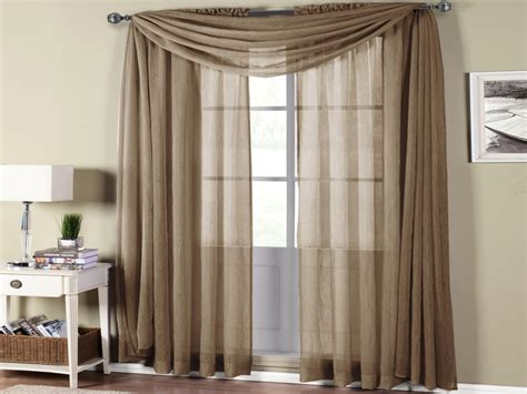 sheer curtain valances semi sheer rod pocket curtains rod