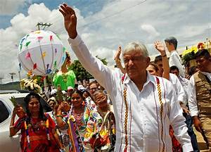 Mexican presidential front-runner vows to consult public ...